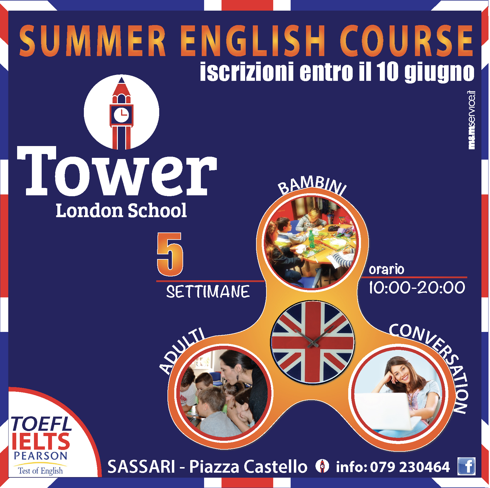 Summer English Course